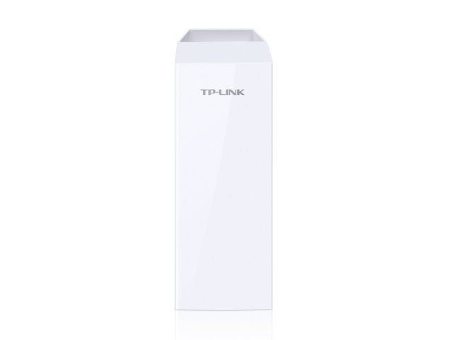 TP-LINK CPE210 CPE210 PoE WiFi outdoor accesspoint 300 Mbit/s 2.4 GHz