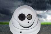 CamLine Pro Dome Outdoor 720p HD IP Camera - rev1
